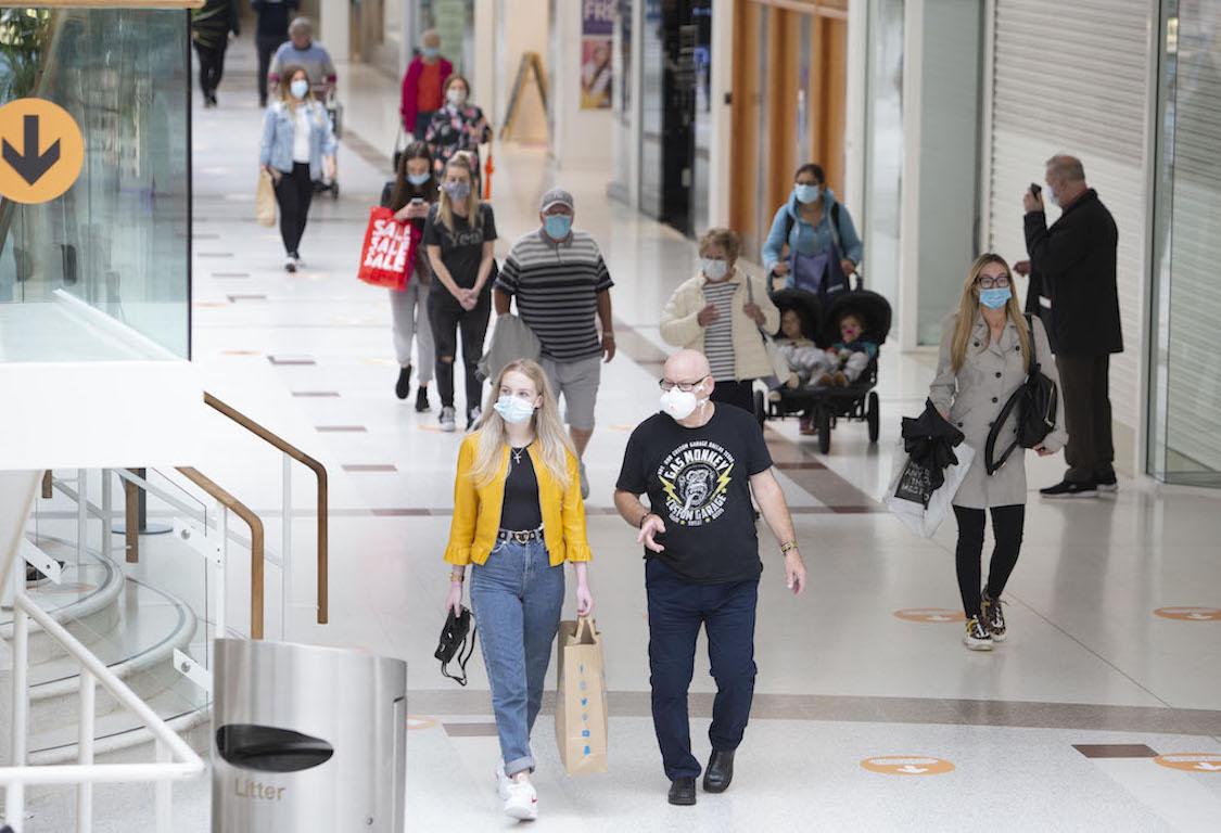 MFG Intu Braehead reopens 2020