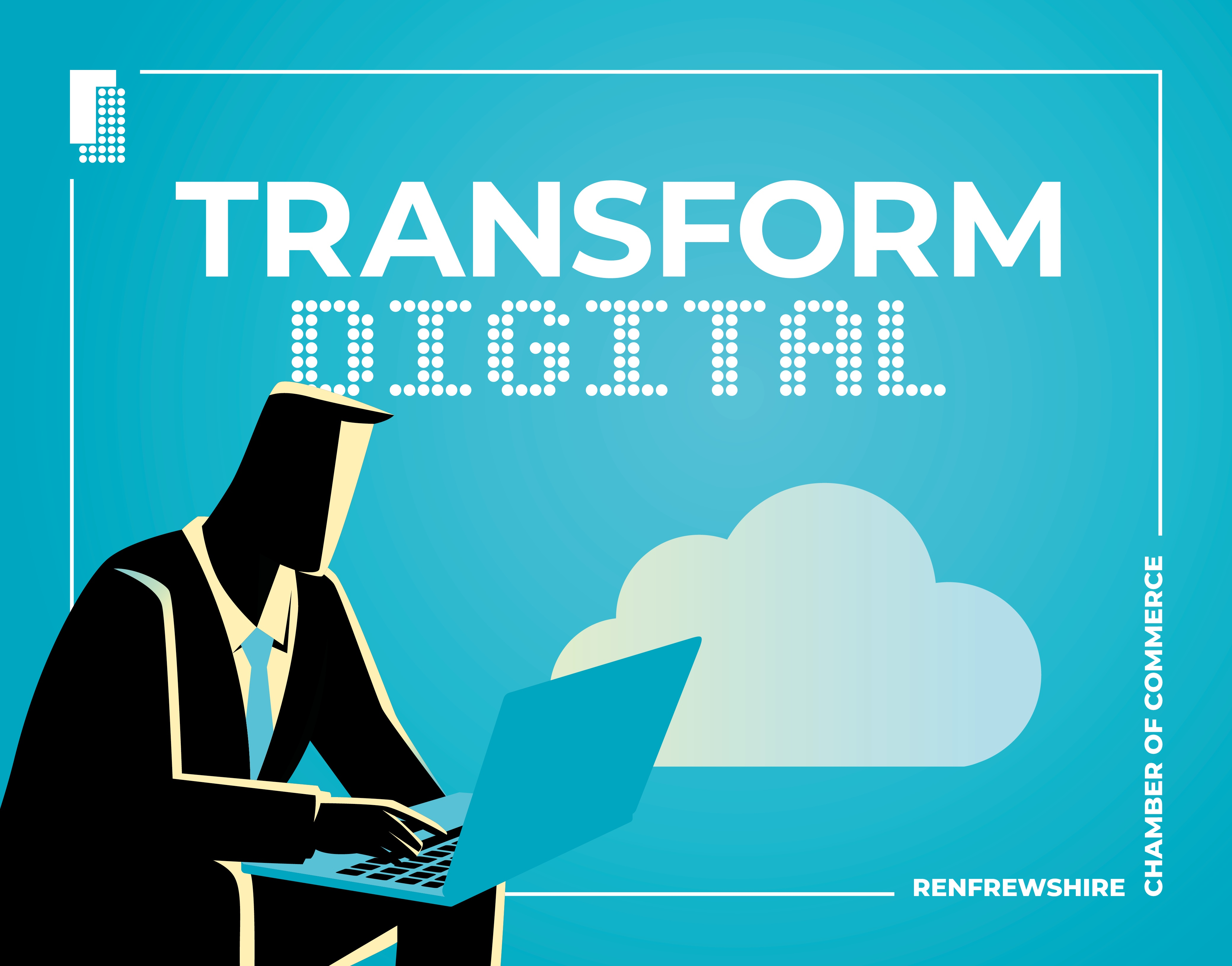 44227 Renfrewshire Chamber of Commerce - Webinar Graphics - Transform Digital