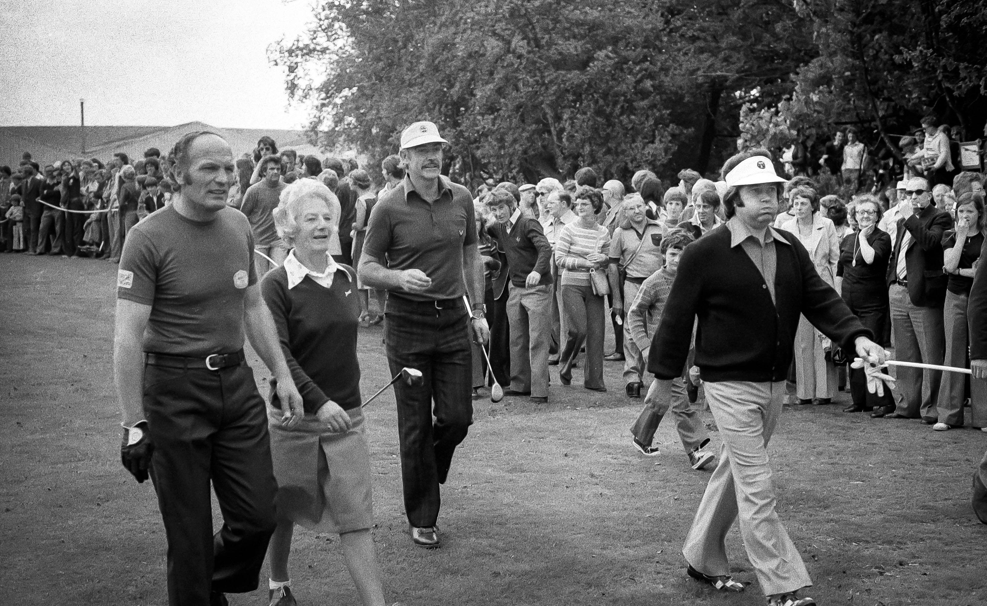 Renfrew Golf Club Pro Am August 1977