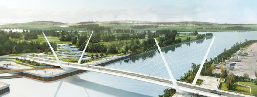 Clyde-Waterfront-Renfrew-Riverside-bridge