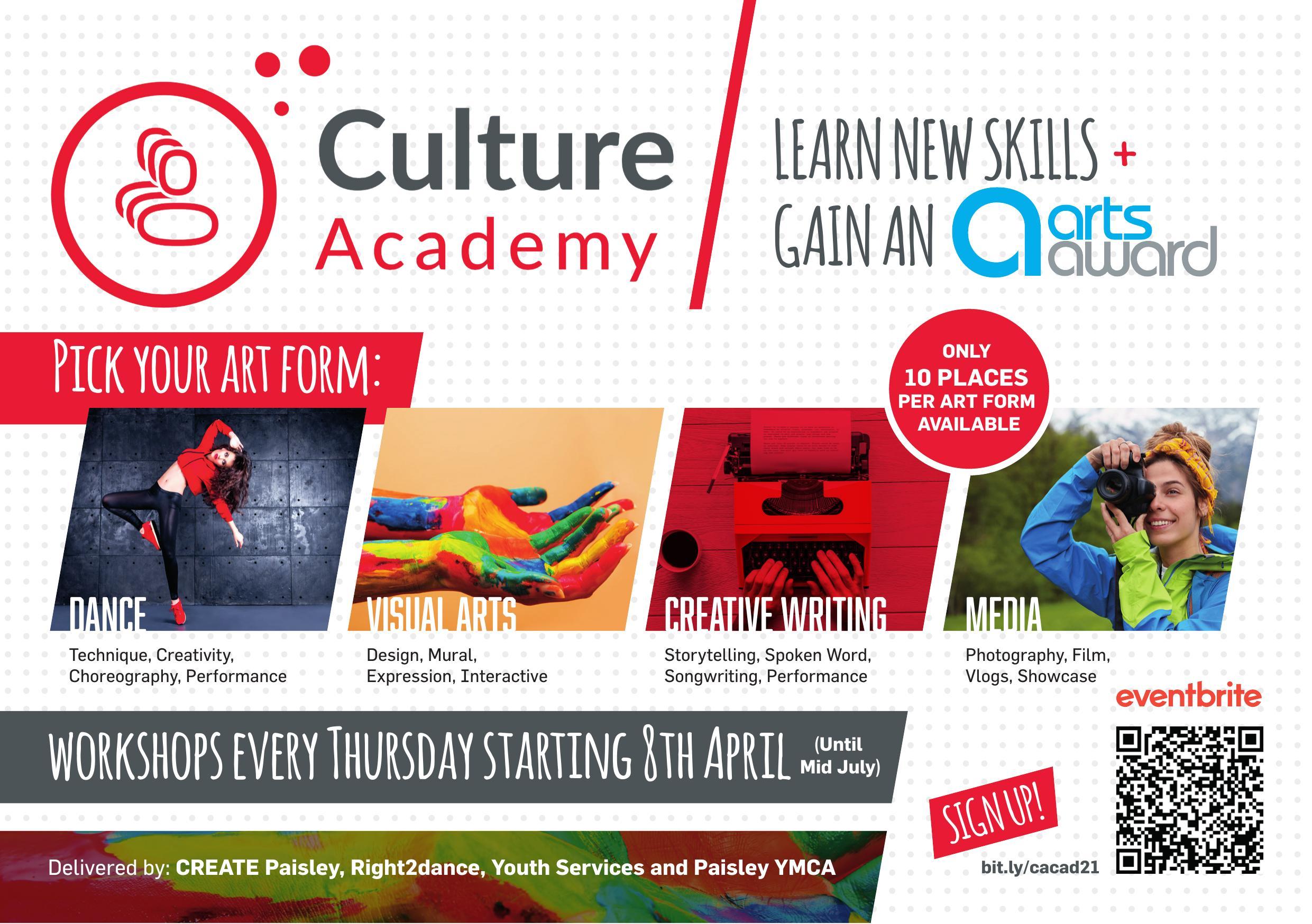 create culture academy