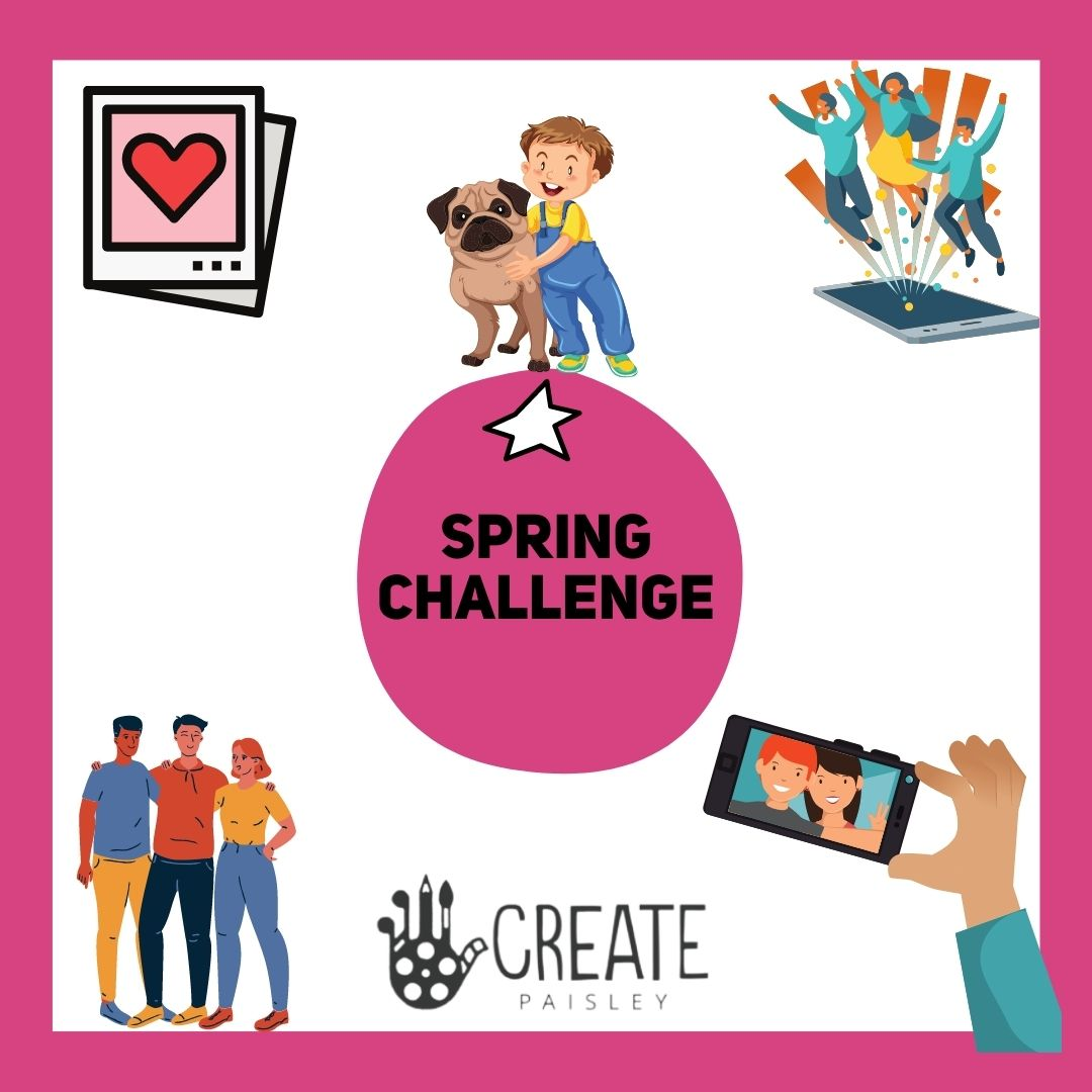 SPRING CHALLENGE connect