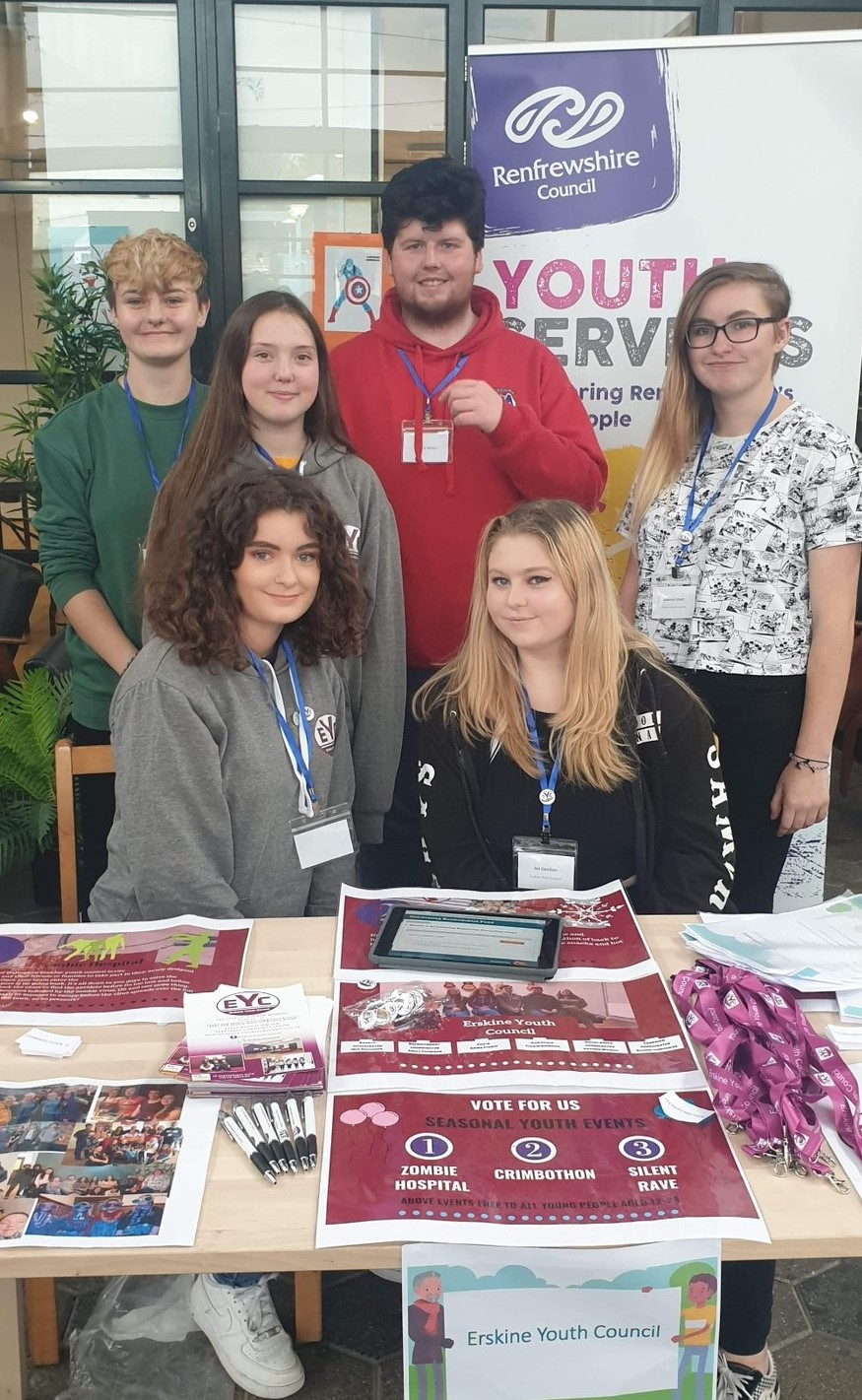 Erskine Youth Council - photo 3