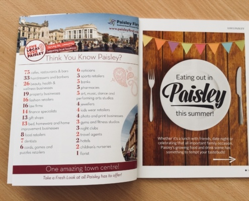 Guide to Paisley