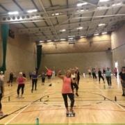 Renfrewshire Leisure indoor class