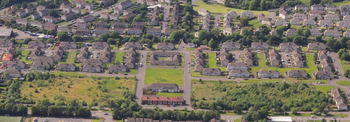 howwood road from above