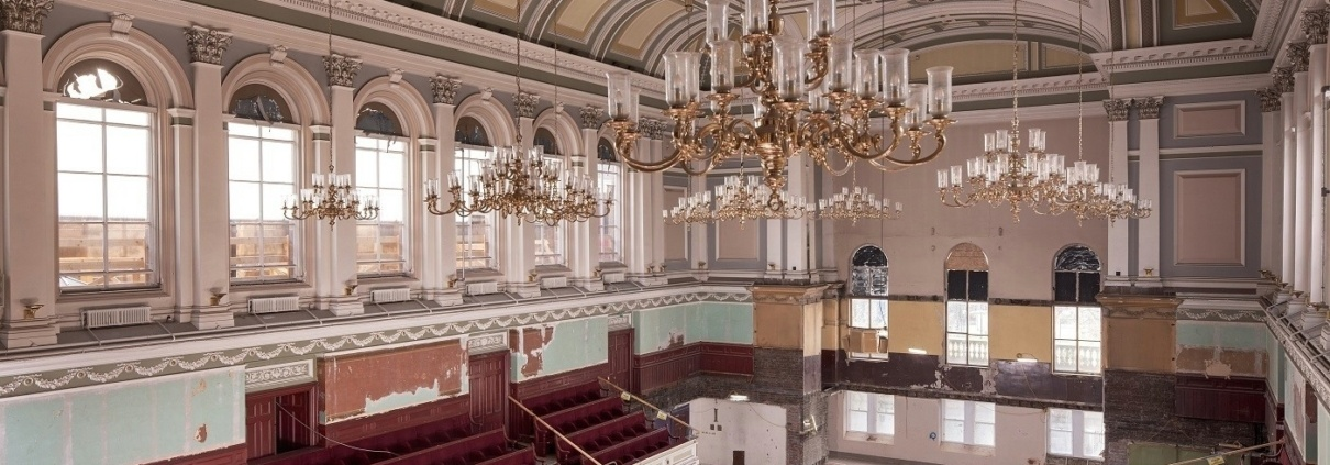 Paisley Town Hall Refurbishment