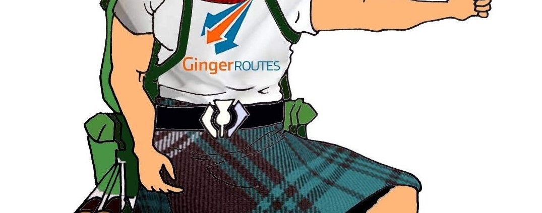 ginger routes
