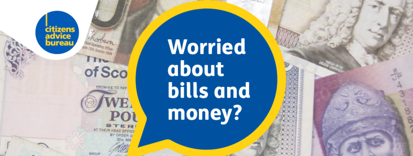 CAB Worried about bills and money