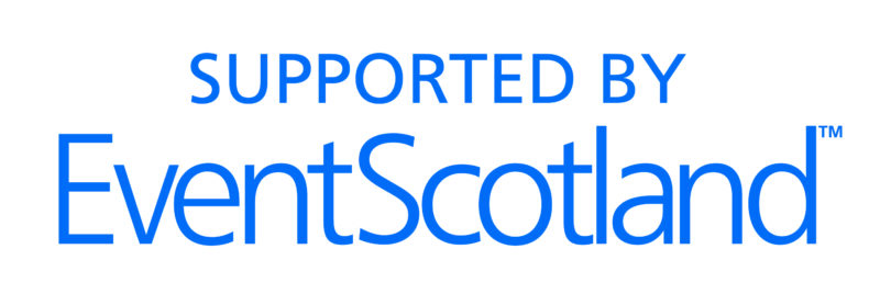 Supported by EventScotland logo