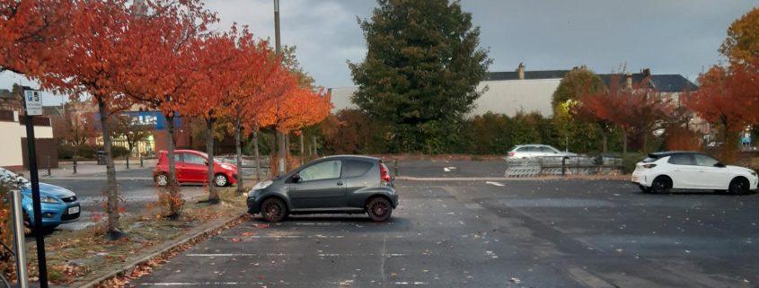 charles st car park