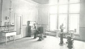 Russell Institute - The dental clinic, circa 1927